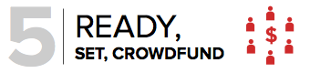 5 | Ready, Set, Crowdfund